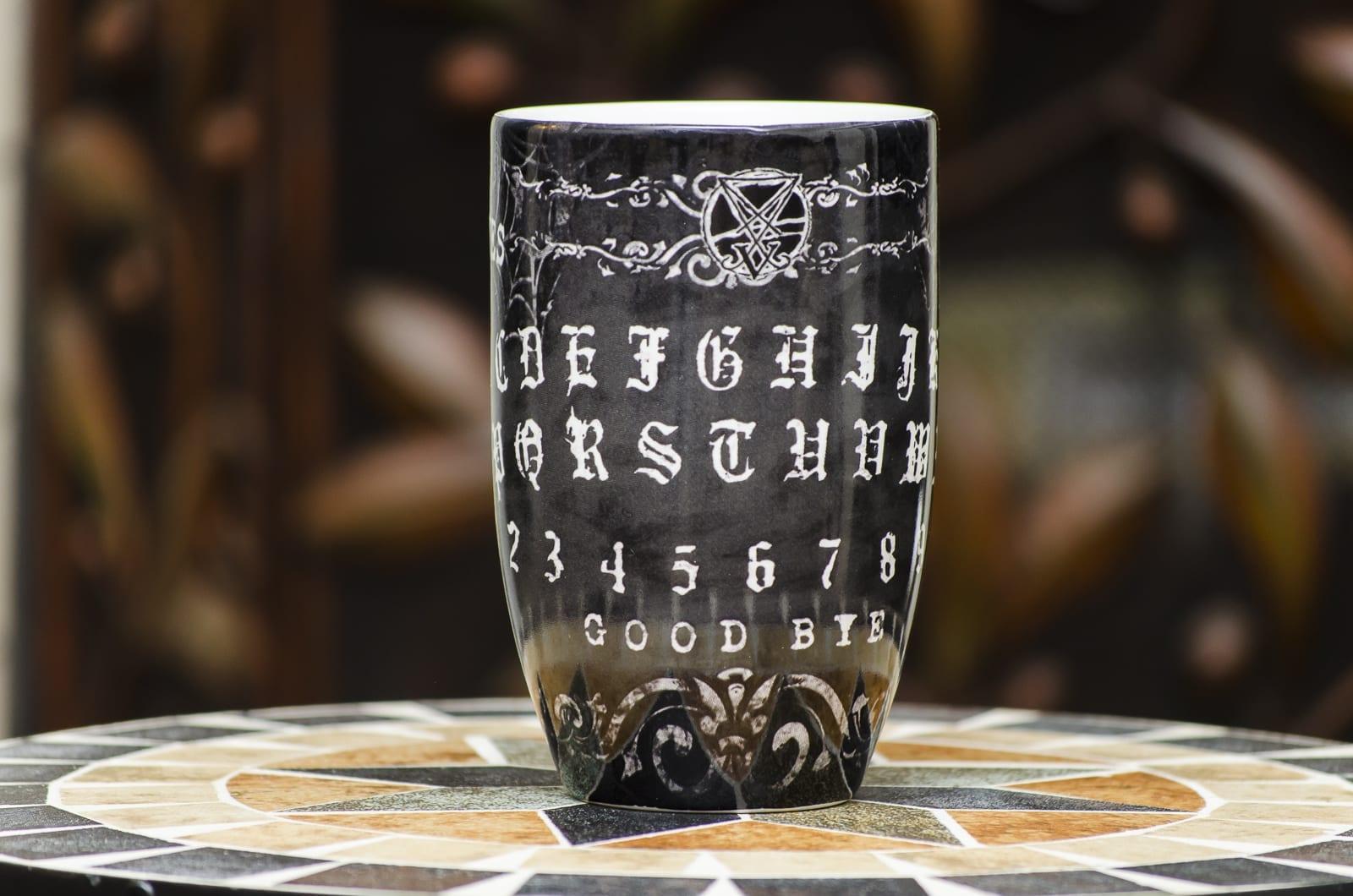 Ouija Board Coffee Mug Drift Phase